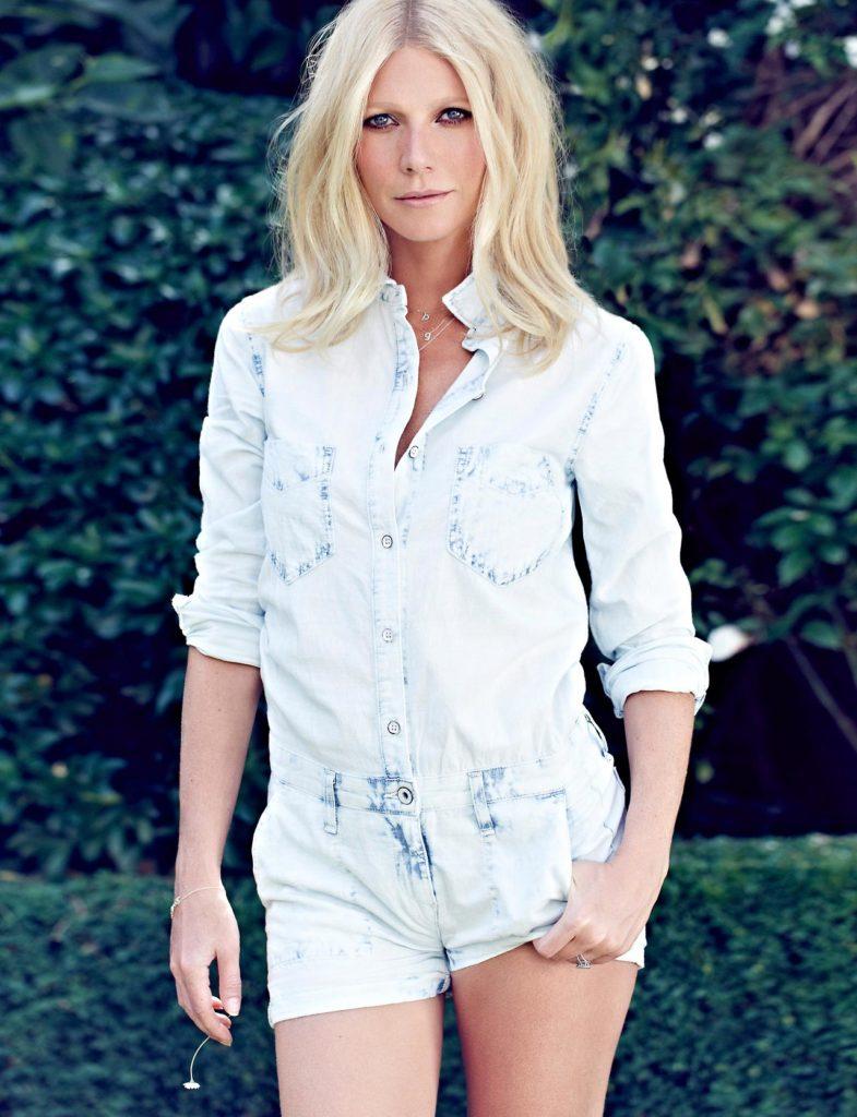 Gwyneth Paltrow Undergarments Pics