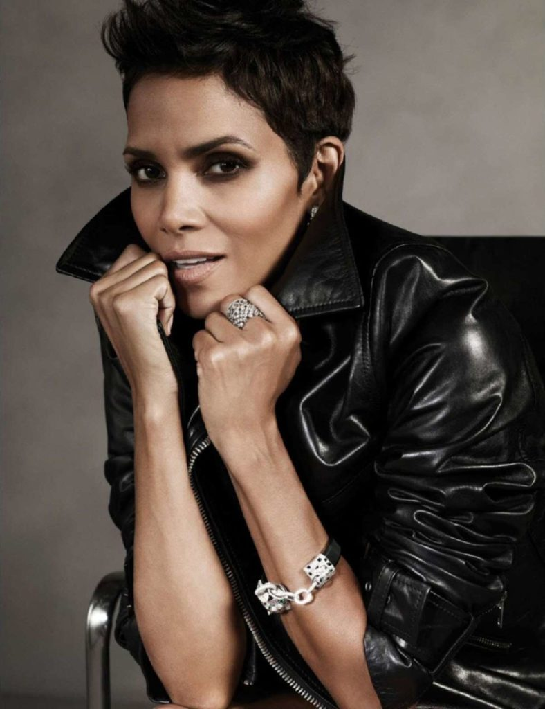 Halle Berry Short Hair Pictures
