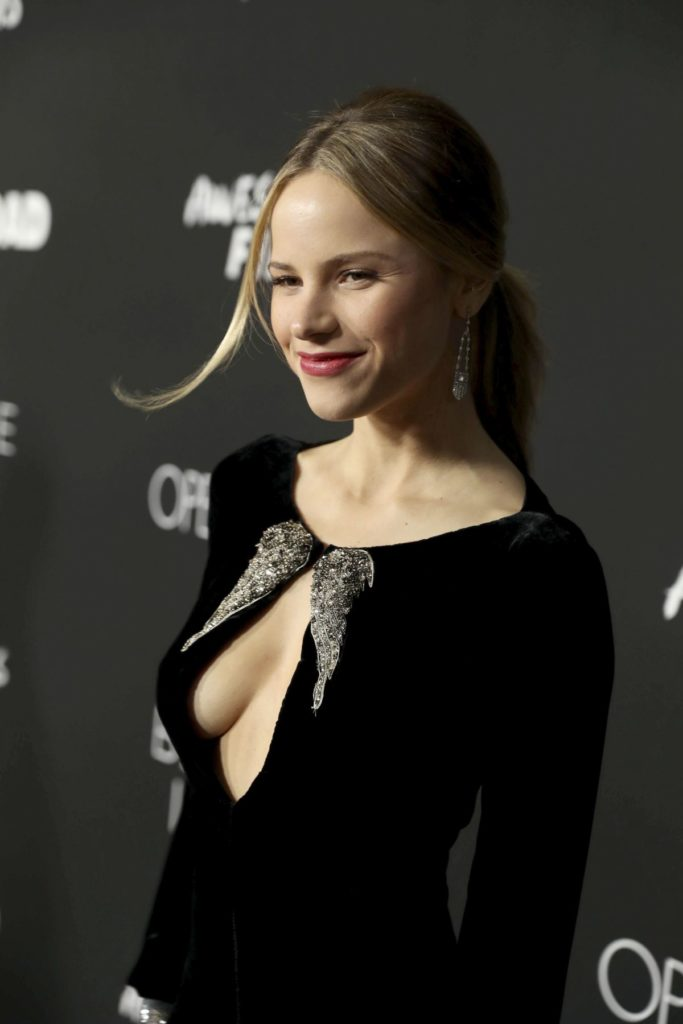 Halston Sage Boobs Images