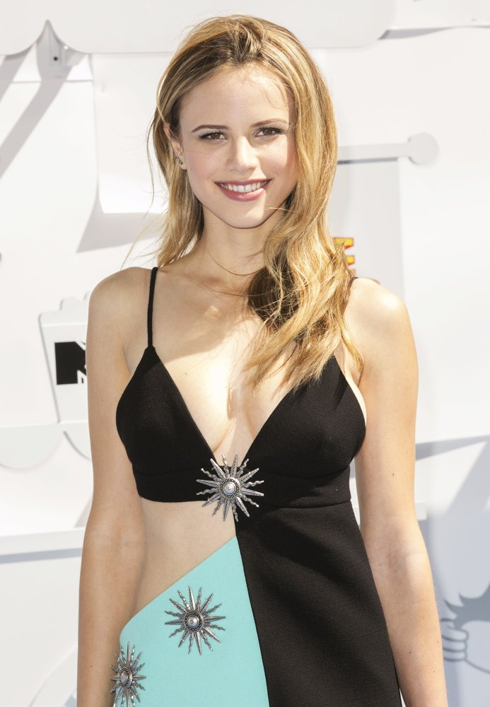 Halston Sage Bra Photos