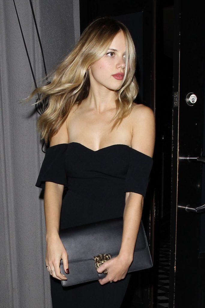 Halston Sage Hot Images