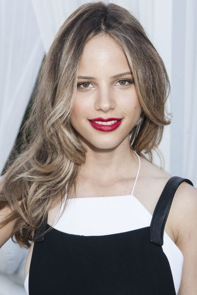 Halston Sage Makeup Wallpapers