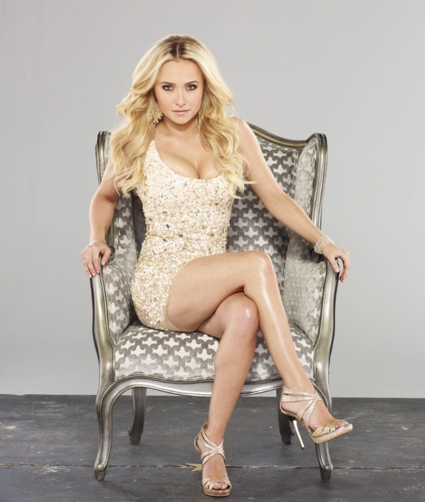Hayden Panettiere Feet Photos