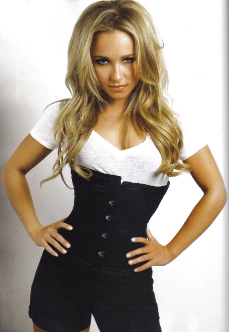 Hayden Panettiere Leaked Images