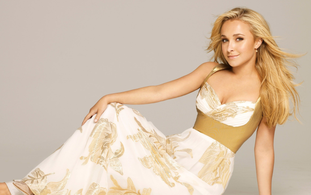 Hayden Panettiere Photoshoot