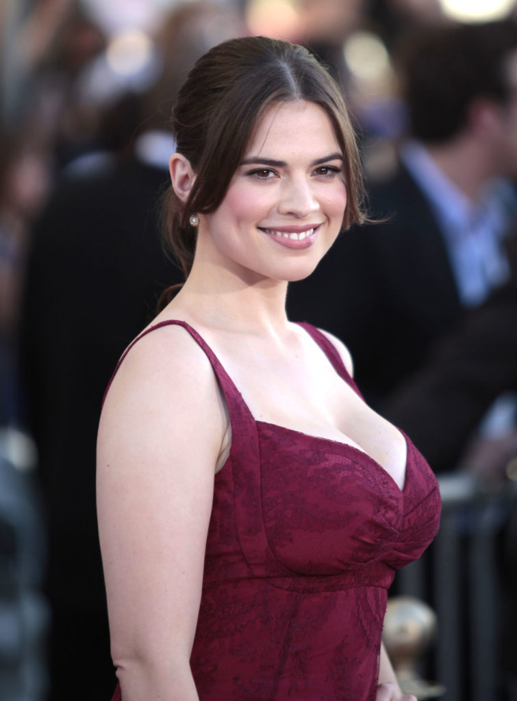 Hayley Atwell Makeup Wallpapers