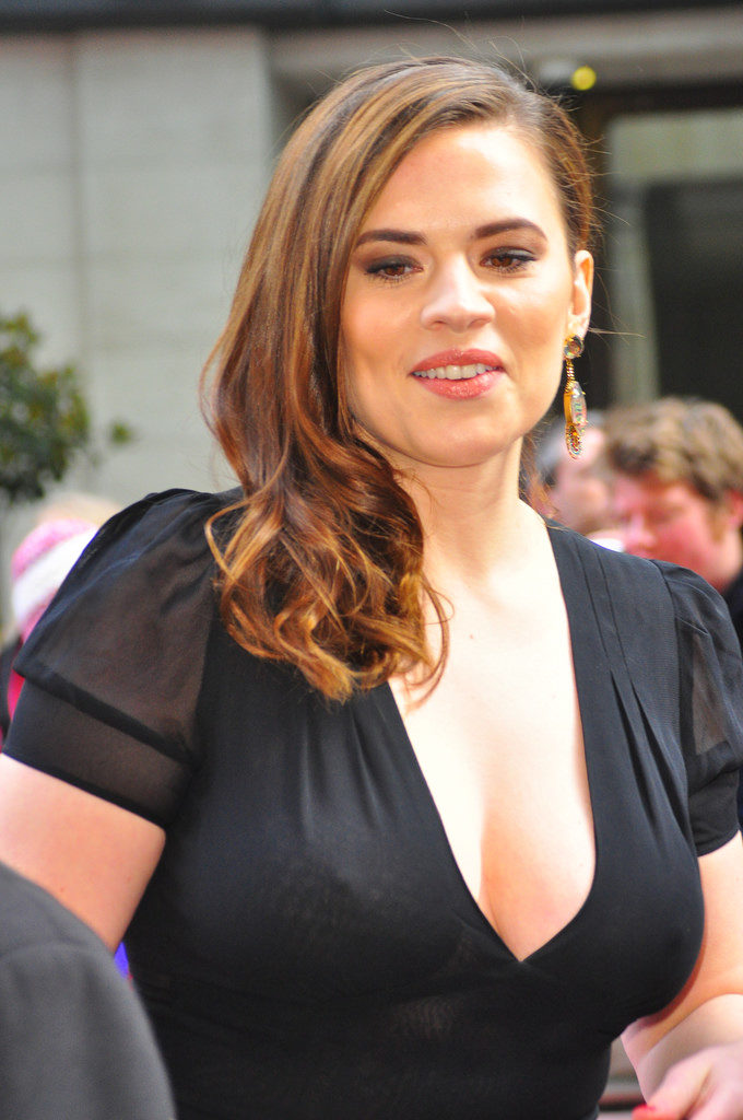 Hayley Atwell Pants Pictures