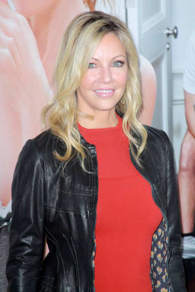 Heather Locklear Leaked Images
