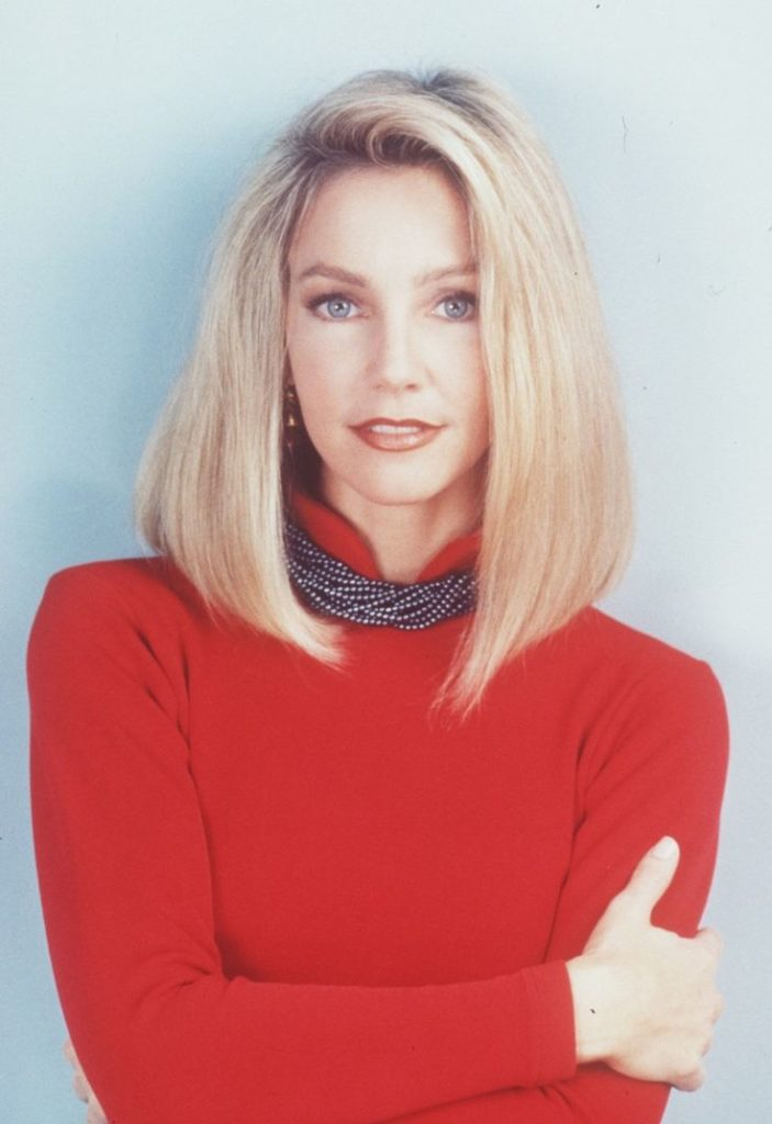 Heather Locklear Short Hair Pictures