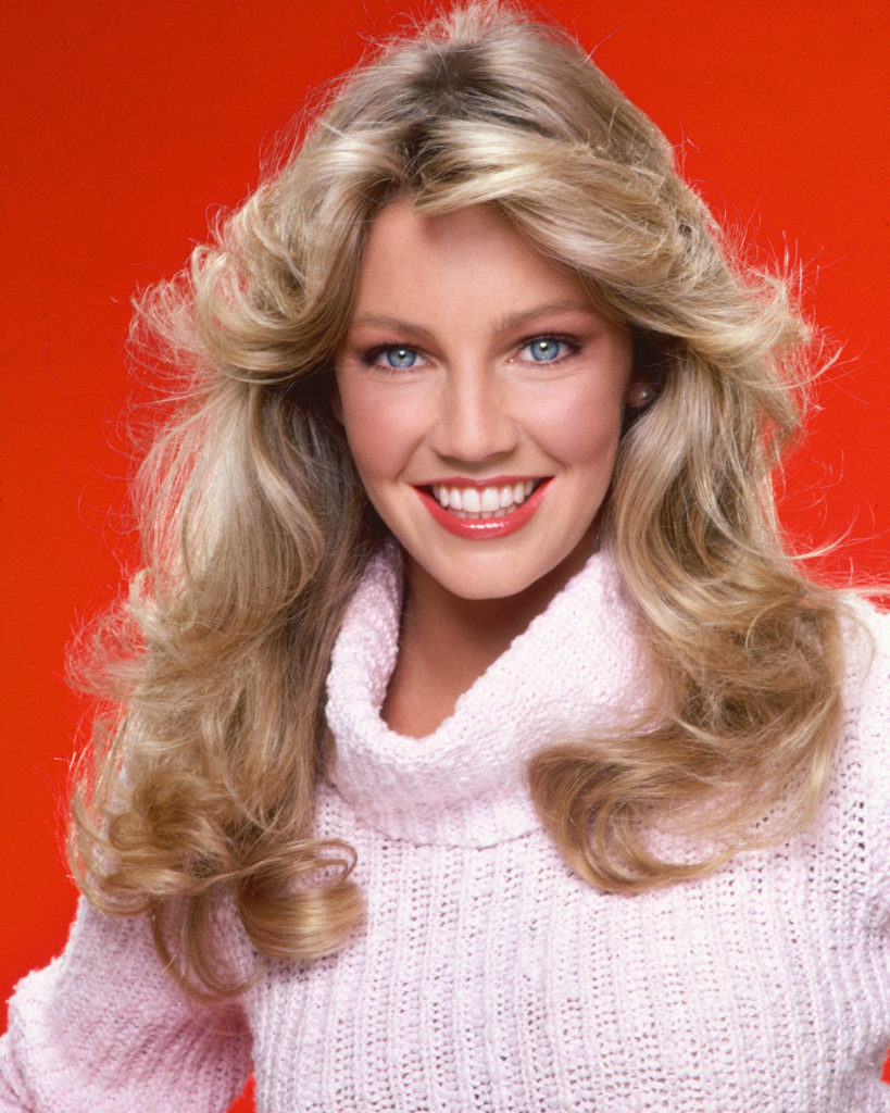 Heather Locklear Smile Pictures
