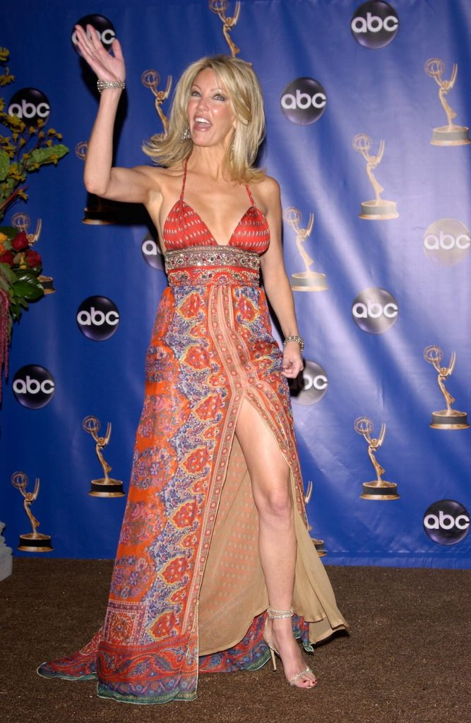Heather Locklear Thigh Images
