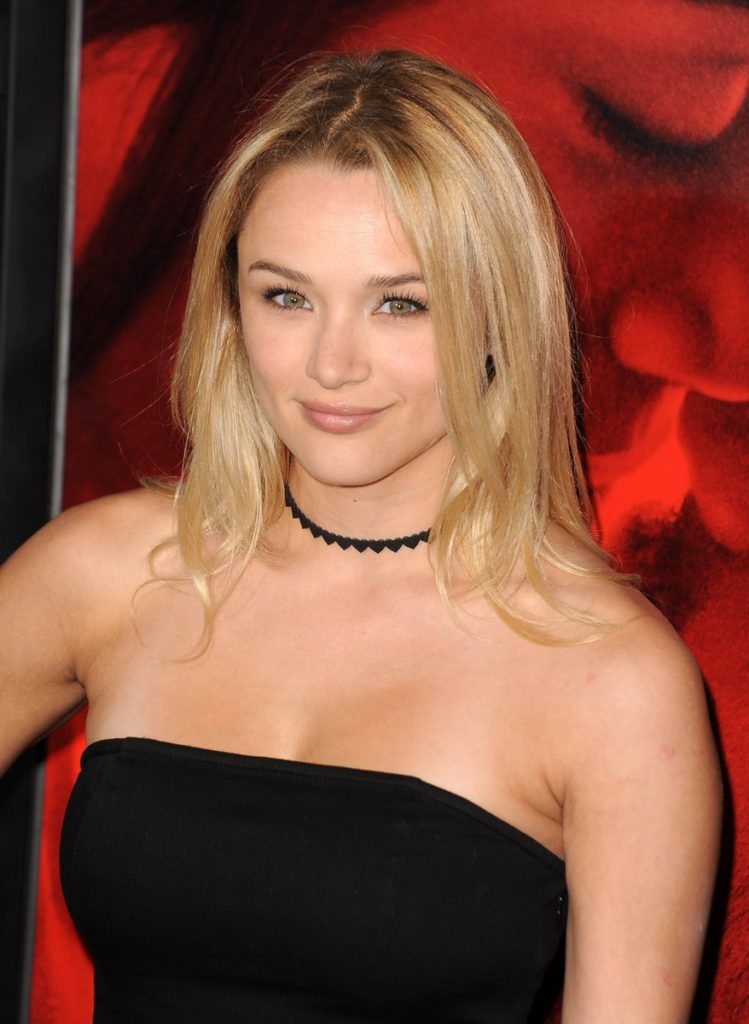 Hunter King Topless Photos