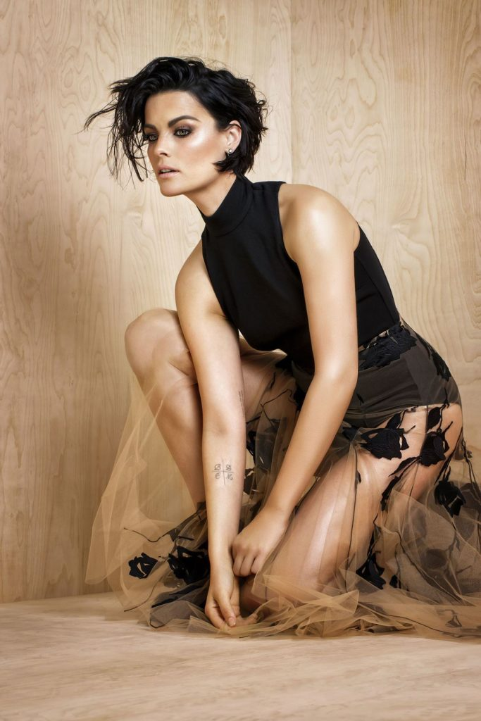 Jaimie Alexander Shorts Wallpapers