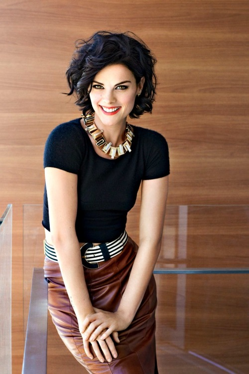 Jaimie Alexander Smile Wallpapers