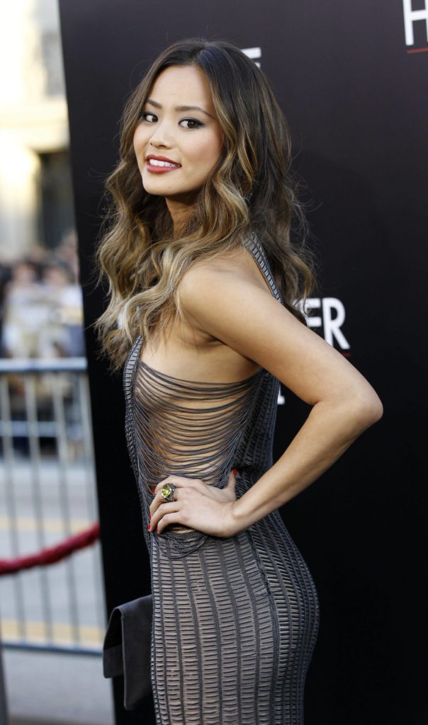 Jamie Chung Muscles images