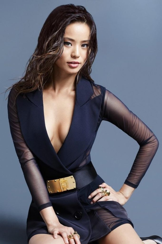 Jamie Chung Swimsuit Images