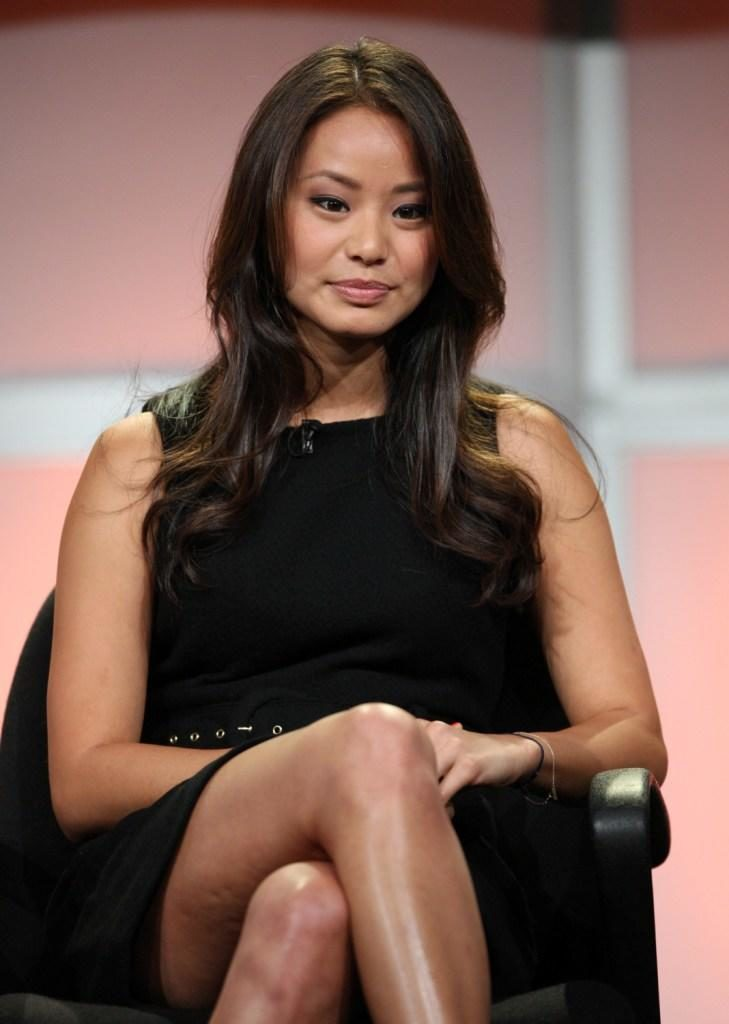 Jamie Chung Thigh Photos