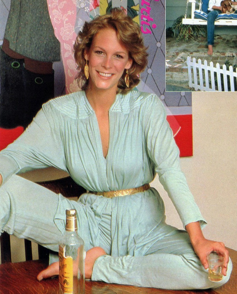 Jamie Lee Curtis Young Pictures