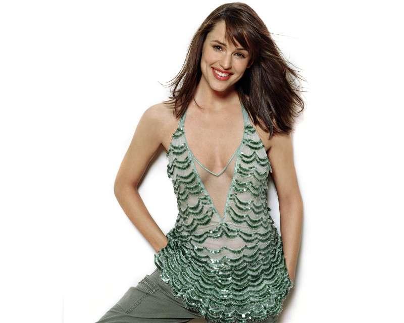 Jennifer Garner Topless Images