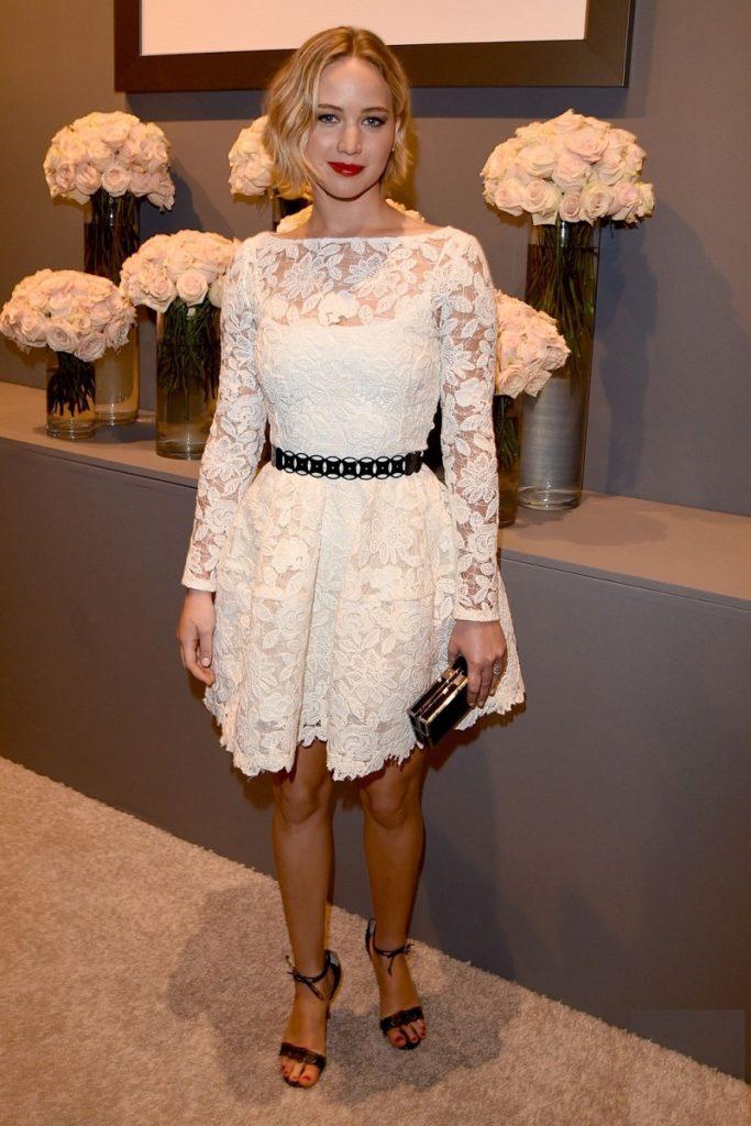 Jennifer Lawrence Body Pics
