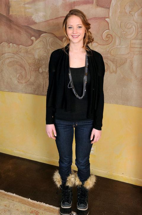 Jennifer Lawrence Jeans Images