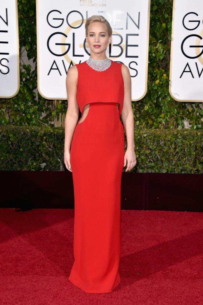 Jennifer Lawrence Muscles Pics