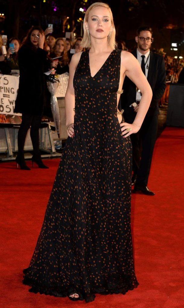 Jennifer Lawrence Topless Pics