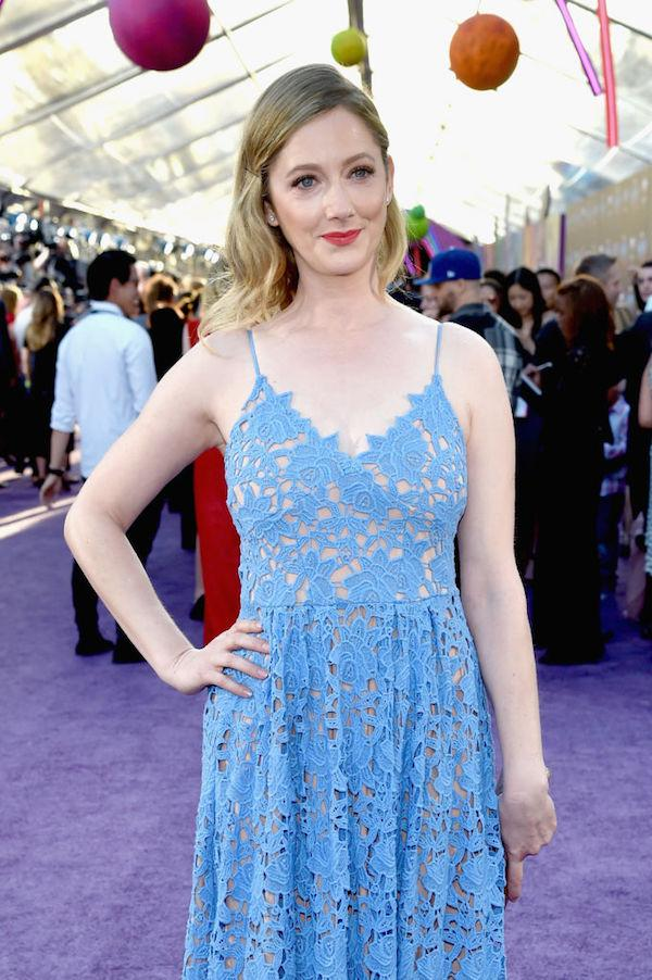 Judy Greer Muscles Pictures