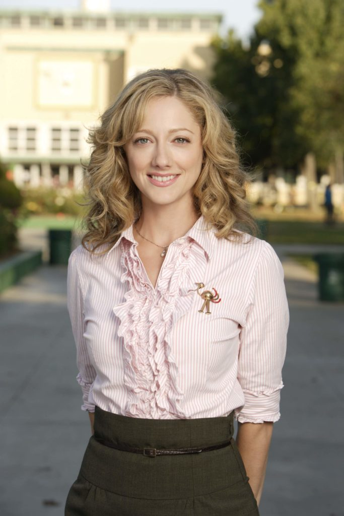 Judy Greer Smile Face Pics