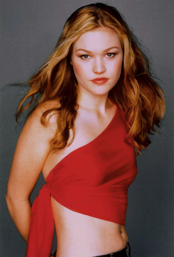 Julia Stiles Navel Wallpapers