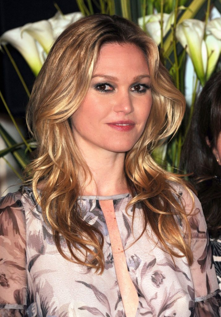 Julia Stiles Smle Face Photos