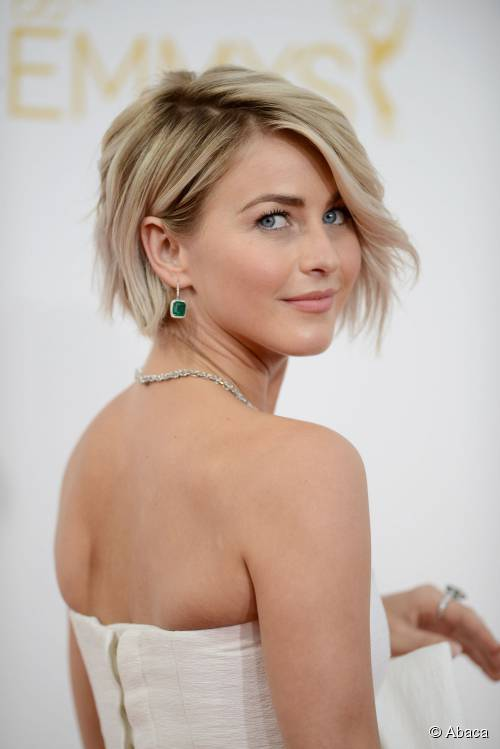 Julianne Hough Backless Pictures