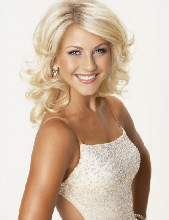 Julianne Hough Blonde Pictures