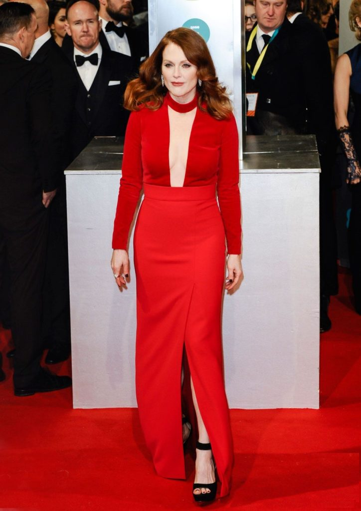 Julianne Moore Award Show Images