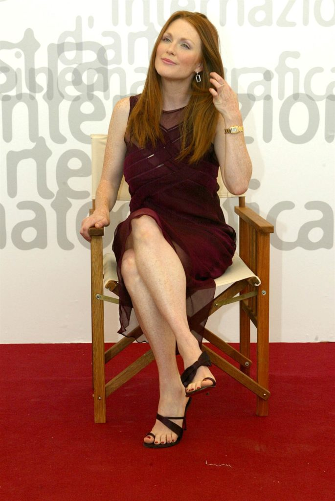 Julianne Moore Feet Pics