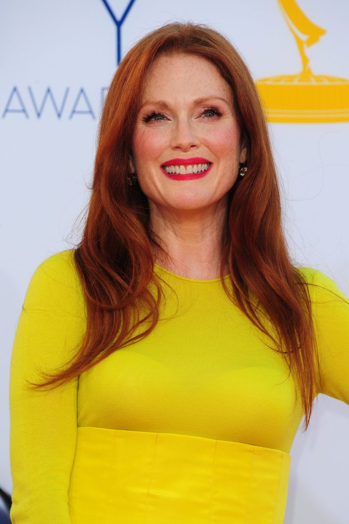 Julianne Moore Makeup Images