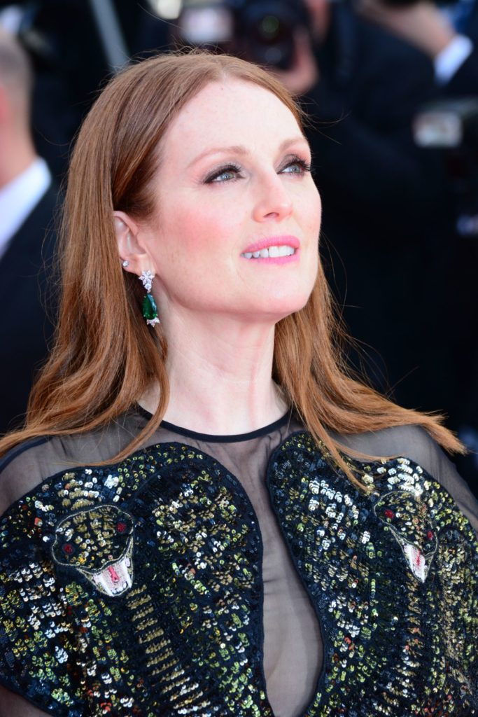 Julianne Moore Makeup Photos
