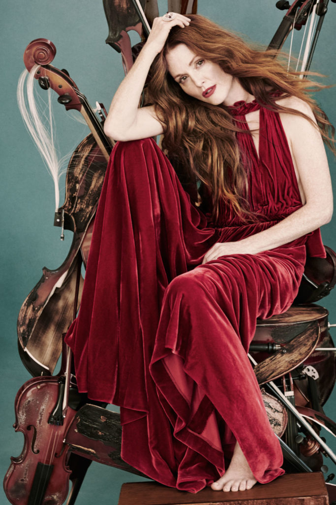 Julianne Moore Photoshoot