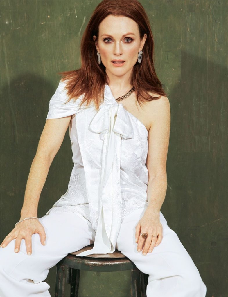 Julianne Moore Short Hair Pictures