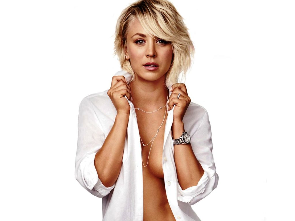 Kaley Cuoco Boobs Images