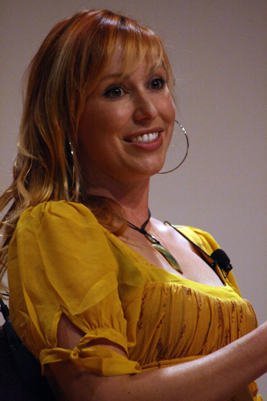 Kari Byron Cute Smile Images