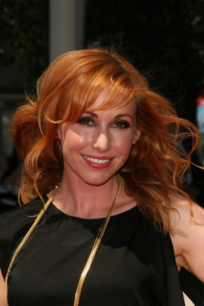 Kari Byron Sexy Eyes Photos