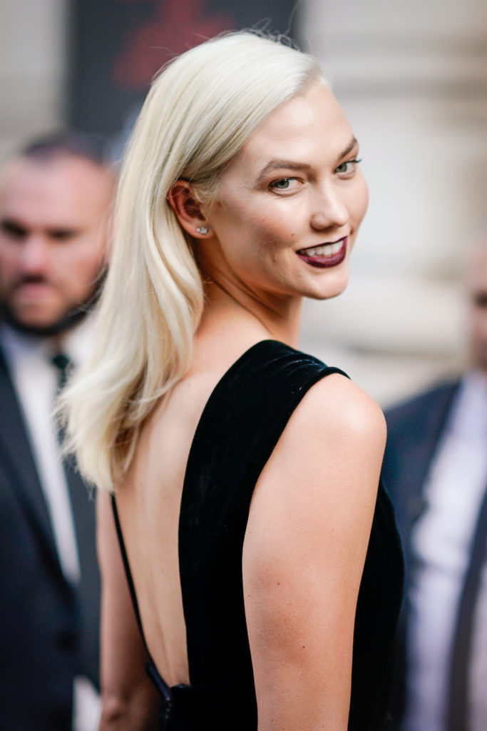 Karlie Kloss Muscles Images