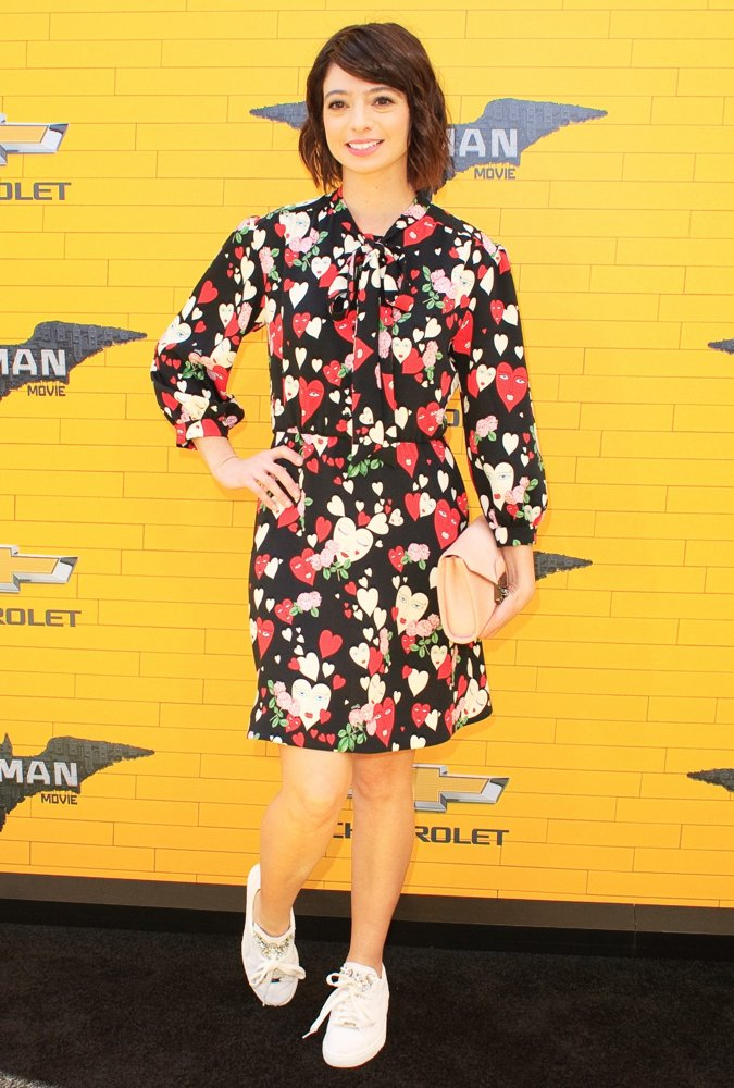 Kate Micucci Legs Images