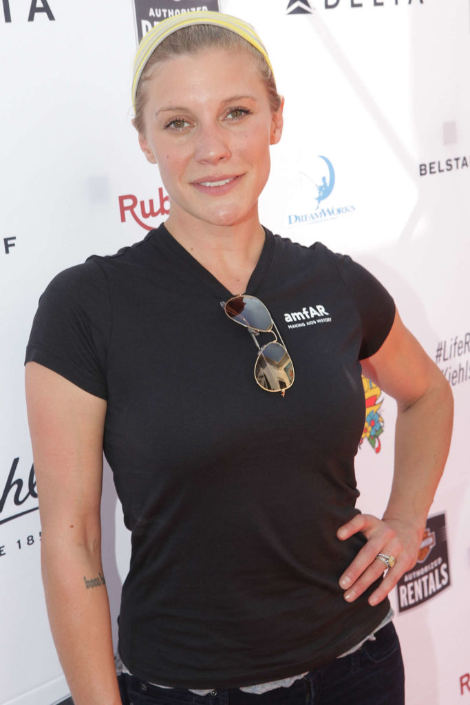 Katee Sackhoff Bold Pictures