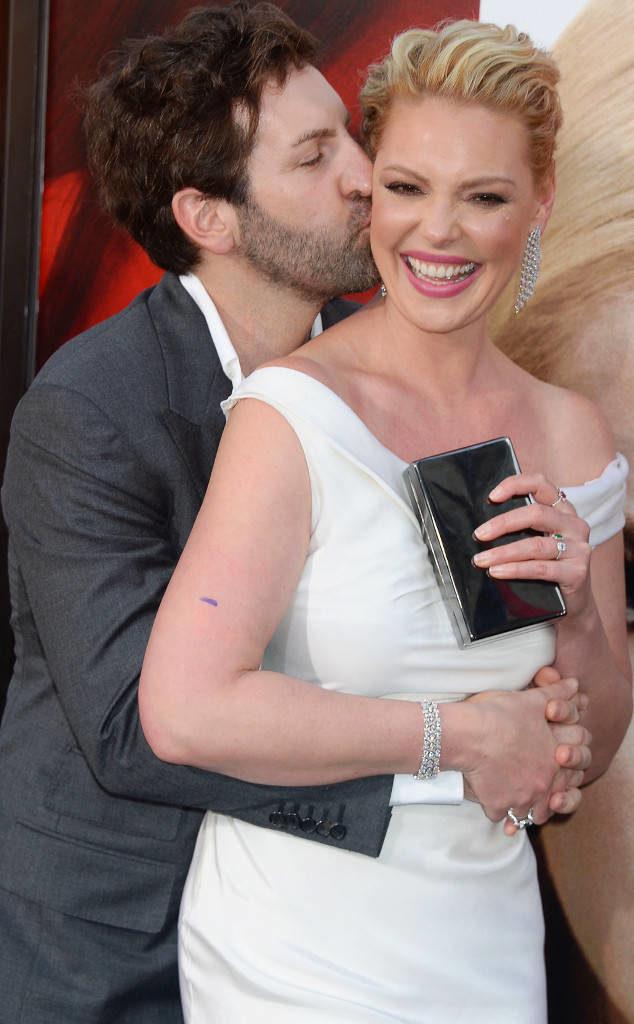 Katherine Heigl Kissing Pics