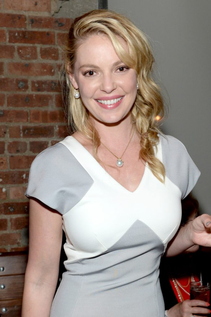 Katherine Heigl Oops Moment Photos
