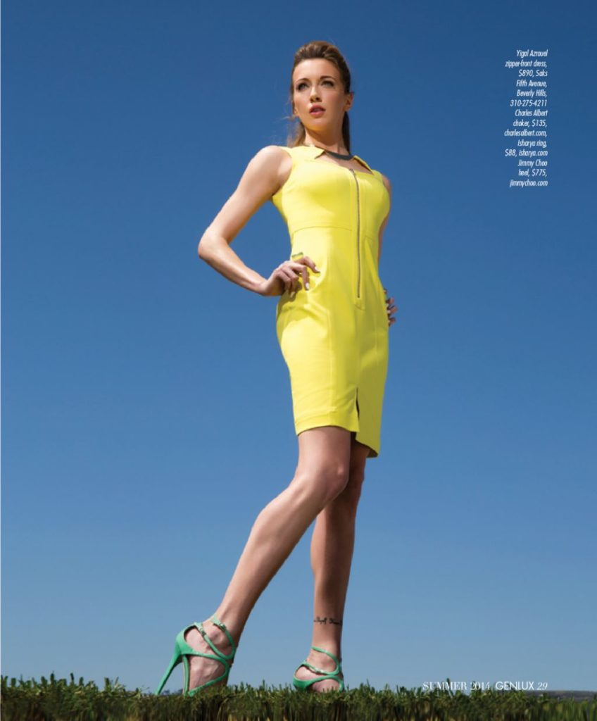 Katie Cassidy Legs Pics
