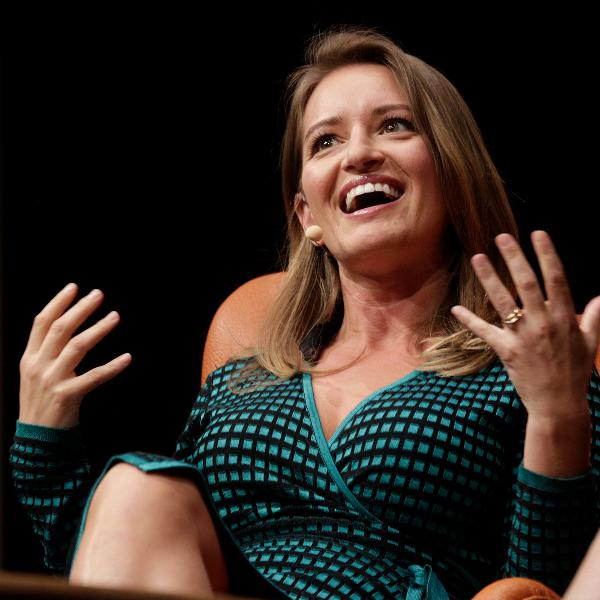 Katy Tur Shorts Photos