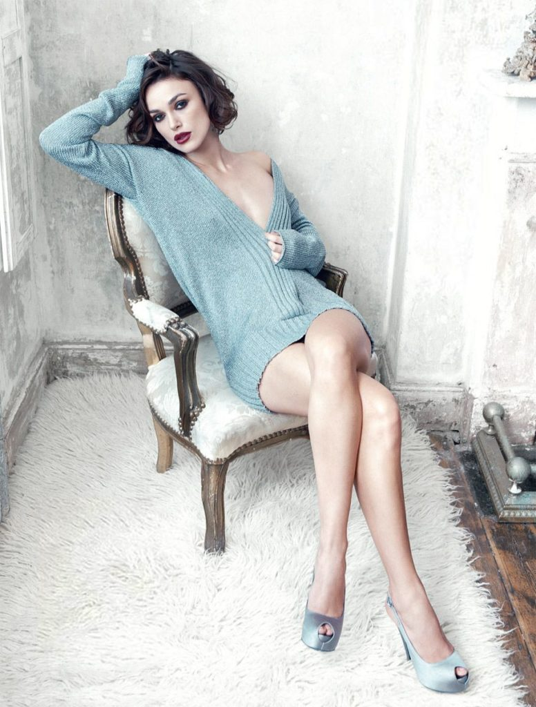 Keira Knightley Feet Pictures